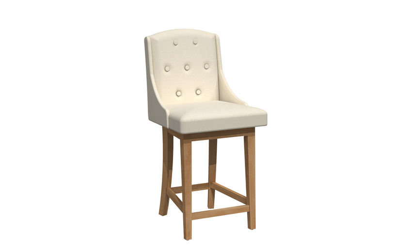 Swivel stool - BSSB-1696