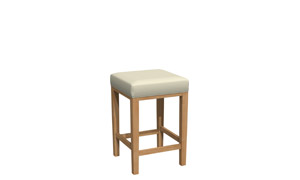 Fixed stool BE018B-1201