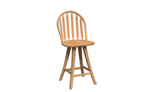 Swivel stool BSRB-0352