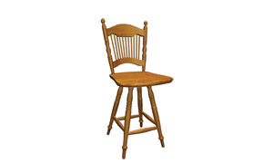Swivel stool BSRB-0362