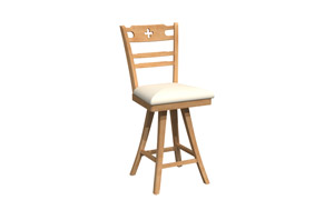 Swivel stool BSRB-0507