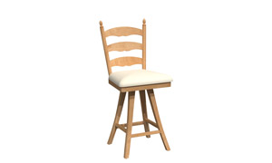 Swivel stool BSRB-0575