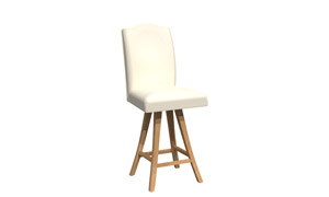 Swivel stool BSRB-1216