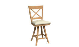 Swivel stool BSRB-1224
