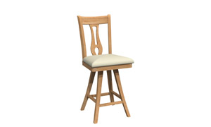 Swivel stool BSRB-1239