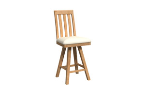 Swivel stool BSRB-1241