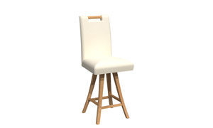 Swivel stool BSRB-1464