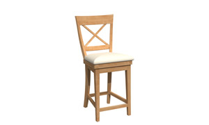 Swivel stool BSSB-1224