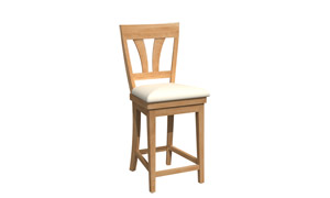 Swivel stool BSSB-1225