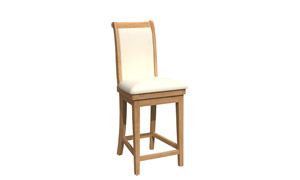 Swivel stool BSSB-1385